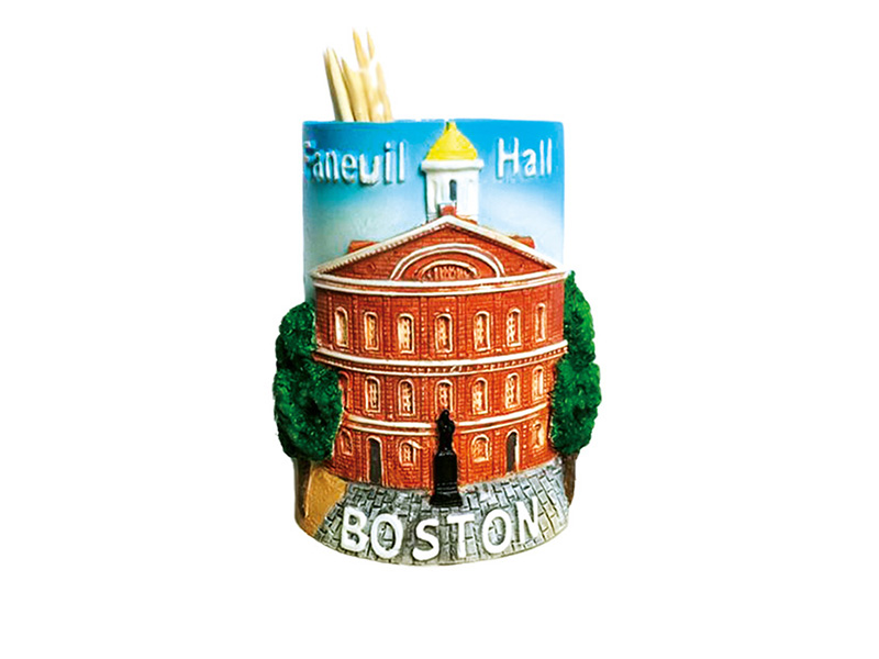 Boston Faneuil Hall Toothpick Holder