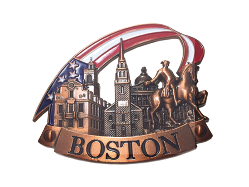 Boston Flag Banner