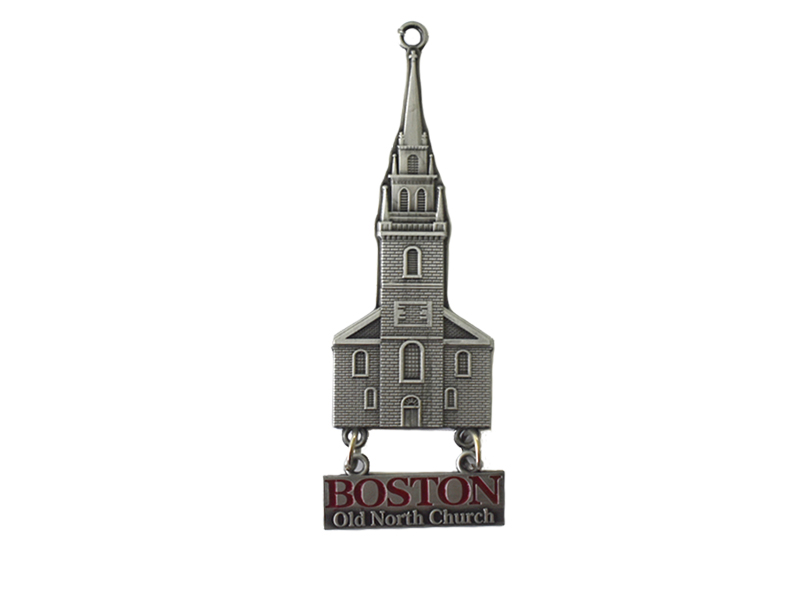 Boston Old North Church Chain